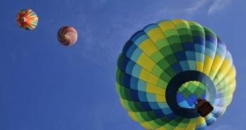 כדור פורח בדרום – טיסה שהיא חלום