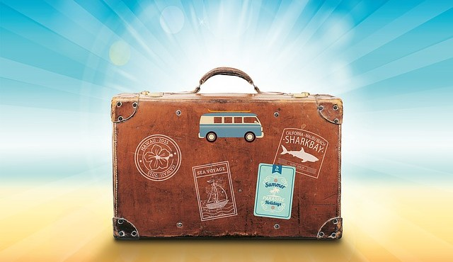 מזוודות לטיול